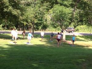 July 26, 2014 free yoga